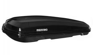Автомобильный бокс Menabo Diamond 500 DUO (209x79x37) 500 L (Черный глянец)